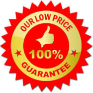 Low Price Guarantee Badge